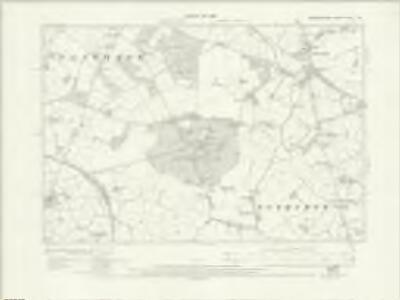 Warwickshire XXIV.SE - OS Six-Inch Map