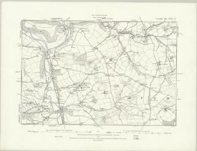 Devonshire XXXI.SW - OS Six-Inch Map