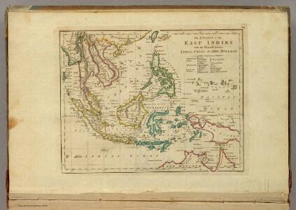Islands of the East Indies.