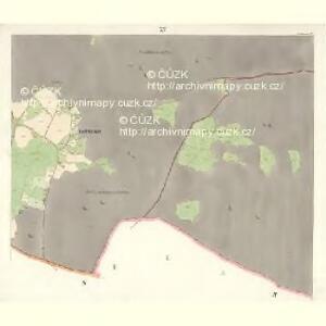Dreyhacken - c8080-1-015 - Kaiserpflichtexemplar der Landkarten des stabilen Katasters