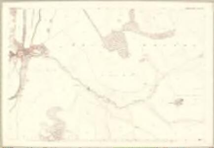 Peebles, Sheet IX.6 (Eddleston) - OS 25 Inch map