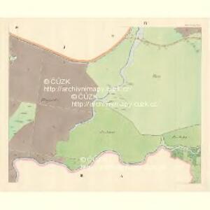 Wesseli - m3360-1-004 - Kaiserpflichtexemplar der Landkarten des stabilen Katasters