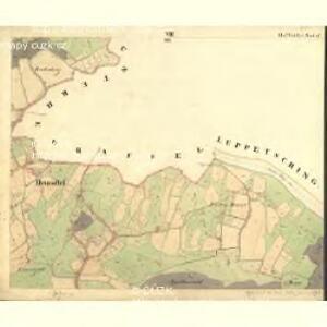 Heuraffel - c6182-1-008 - Kaiserpflichtexemplar der Landkarten des stabilen Katasters