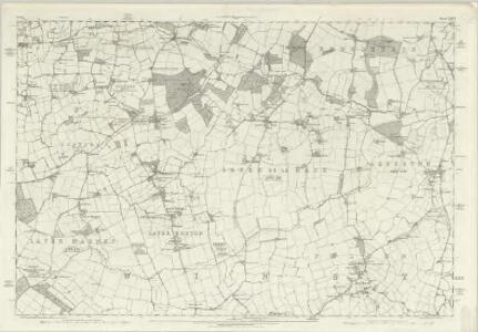 Essex XXXV - OS Six-Inch Map