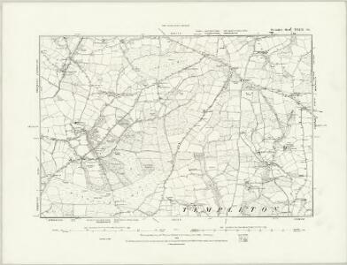 Devonshire XXXIII.SW - OS Six-Inch Map