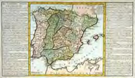 De l'Espagne divisée par provinces