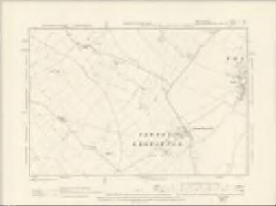 Bedfordshire IV.NW - OS Six-Inch Map