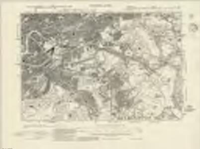 Somerset VI.NE - OS Six-Inch Map
