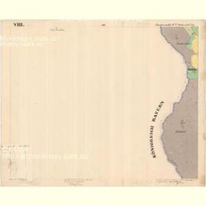 Buchwald - c0626-1-012 - Kaiserpflichtexemplar der Landkarten des stabilen Katasters