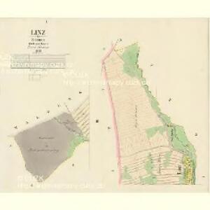 Linz - c4762-1-001 - Kaiserpflichtexemplar der Landkarten des stabilen Katasters