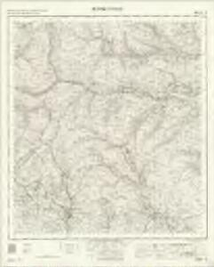 Wensleydale - OS One-Inch Map