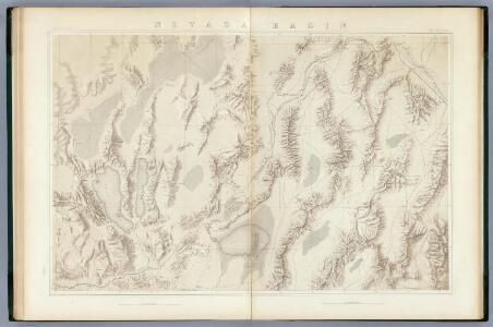 Nevada Basin. (Topographical)