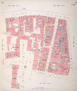 Insurance Plan of City of London Vol. II: sheet 31