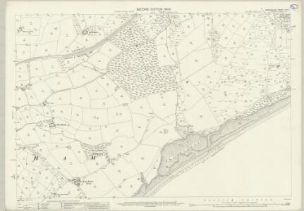 Devon CIII.3 (includes: Budleigh Salterton; Littleham) - 25 Inch Map