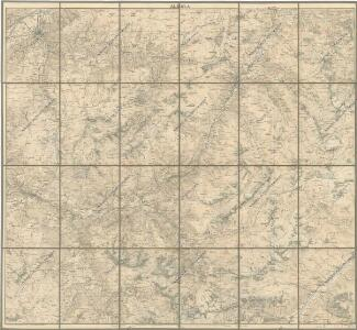 Topographischer Atlas der Schweiz: Albula
