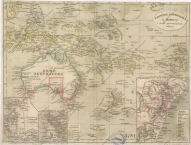 Pevnina Australská s Ostrovy
