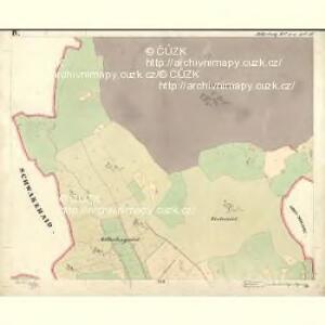 Mitterberg - c6304-2-004 - Kaiserpflichtexemplar der Landkarten des stabilen Katasters