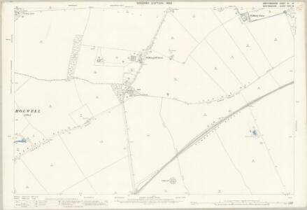 Hertfordshire VII.10 (includes: Arlesey; Hitchin Urban; Holwell; Letchworth; Stotfold) - 25 Inch Map