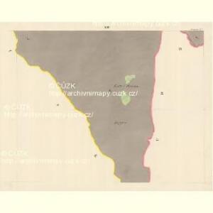 Karlsdorf (Karlowawes) - m1153-1-013 - Kaiserpflichtexemplar der Landkarten des stabilen Katasters