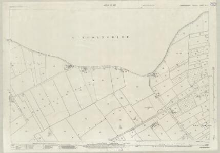 Cambridgeshire IV.1 (includes: Tydd St Giles; Tydd St Mary) - 25 Inch Map