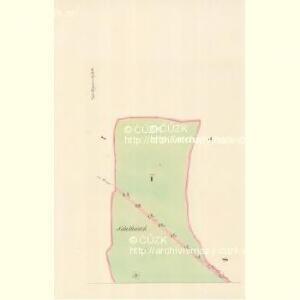 Unter Bojanowitz - m0481-1-001 - Kaiserpflichtexemplar der Landkarten des stabilen Katasters