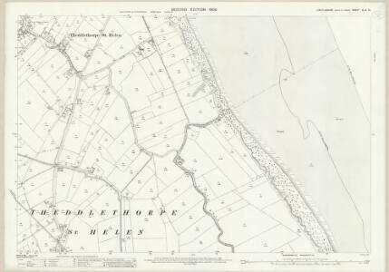 Lincolnshire XLIX.16 (includes: Mablethorpe; Theddlethorpe All Saints; Theddlethorpe St Helen) - 25 Inch Map