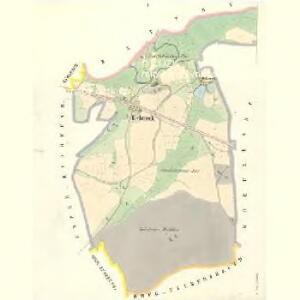 Liebeneck - c8108-2-001 - Kaiserpflichtexemplar der Landkarten des stabilen Katasters