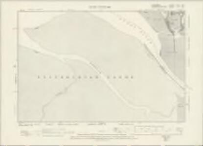 Glamorgan XXIIA.SW - OS Six-Inch Map
