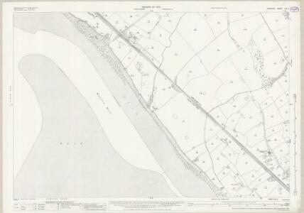 Cheshire XXI.4 (includes: Caldy; Heswall cum Oldfield; Thurstaston) - 25 Inch Map