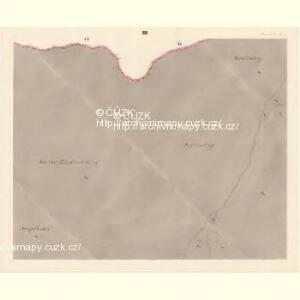 Dittersdorf (Getrzichow) - m0441-1-003 - Kaiserpflichtexemplar der Landkarten des stabilen Katasters