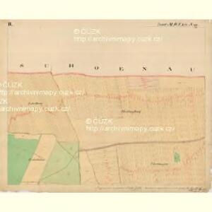 Hoeflein - m0703-1-002 - Kaiserpflichtexemplar der Landkarten des stabilen Katasters