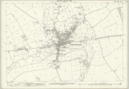 Essex (1st Ed/Rev 1862-96) XXVI.14 (includes: Coggeshall; Feering) - 25 Inch Map