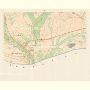 Friesedorf (Března) - m0664-2-005 - Kaiserpflichtexemplar der Landkarten des stabilen Katasters