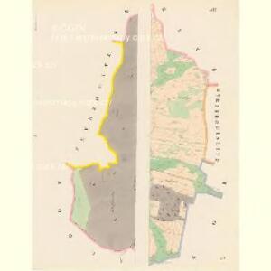Bržežan (Bržežany) - c0607-1-001 - Kaiserpflichtexemplar der Landkarten des stabilen Katasters