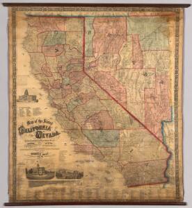 California and Nevada.