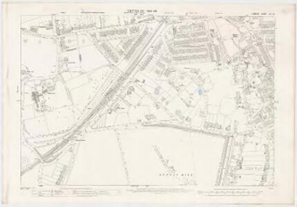 London XVII.14 - OS London Town Plan