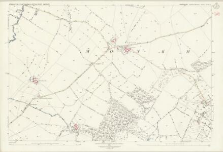 Shropshire LVII.11 (includes: Ditton Priors; Monkhopton; Stanton Long) - 25 Inch Map