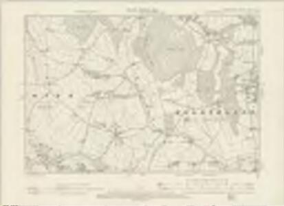 Derbyshire XXX.NW - OS Six-Inch Map