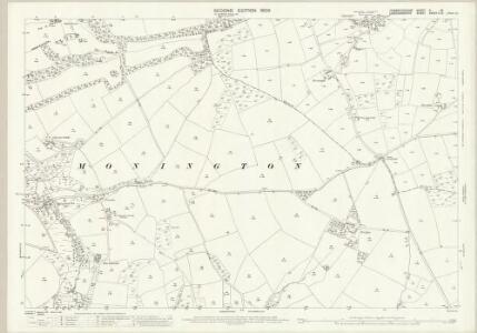 Pembrokeshire II.15 (includes: Cardigan; Llantwyd; Monington; Moylgrove; St Dogmaels) - 25 Inch Map