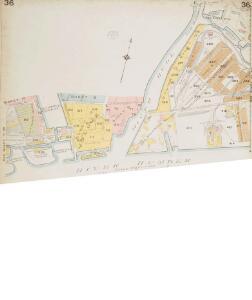 Insurance Plan of Hull (Yorkshire) Vol. II: sheet 36-1