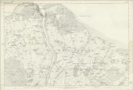Hampshire & Isle of Wight XC - OS Six-Inch Map