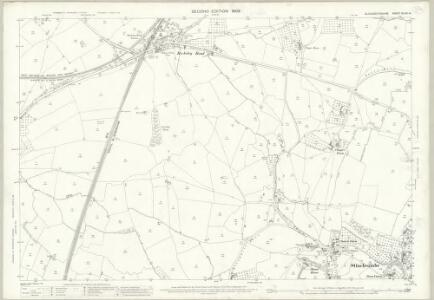 Gloucestershire XLVIII.14 (includes: Alkington; Cam; Hamfallow; Stinchcombe) - 25 Inch Map
