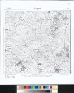 Messtischblatt 2543 : Kl. Leipisch, 1904 Kl. Leipisch