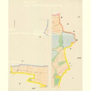 Budweis - c0964-1-014 - Kaiserpflichtexemplar der Landkarten des stabilen Katasters
