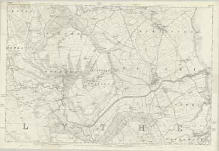 Yorkshire 77 - OS Six-Inch Map