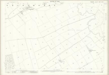 Yorkshire CCXXIII.1 (includes: Foggathorpe; Holme Upon Spalding Moor; Spaldington) - 25 Inch Map