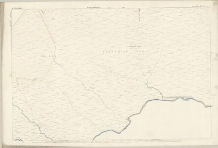 Cumberland LII.5 (includes: Alston with Garrigill) - 25 Inch Map