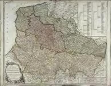 Picardie, Artois, Boulenois, Flandre françoise, Haynaut et Cambrésis