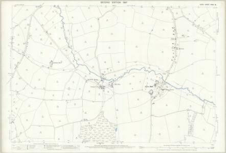Essex (1st Ed/Rev 1862-96) XXXIV.13 (includes: Great and Little Leighs) - 25 Inch Map