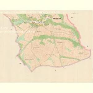 Wittingreith - c8633-2-003 - Kaiserpflichtexemplar der Landkarten des stabilen Katasters